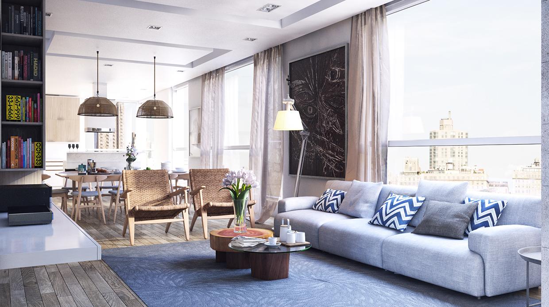 Inspiration to create minimalist house design using soft - Minimalist home design inspiration ...