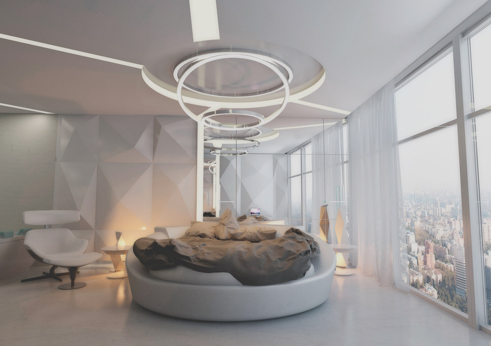 inspiring modern bedroom design