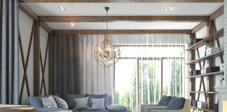 minimalist small studio apartment