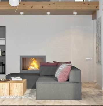 luxury gray apartment decorating ideas