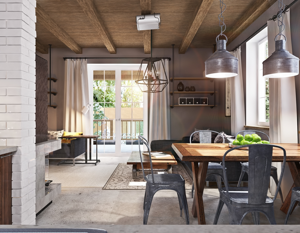 Industrial Studio Apartment emejing industrial studio apartment gallery - best image 3d home