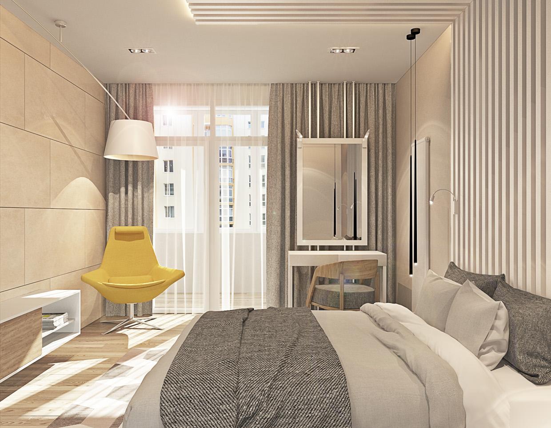 decorating bedroom apartment design