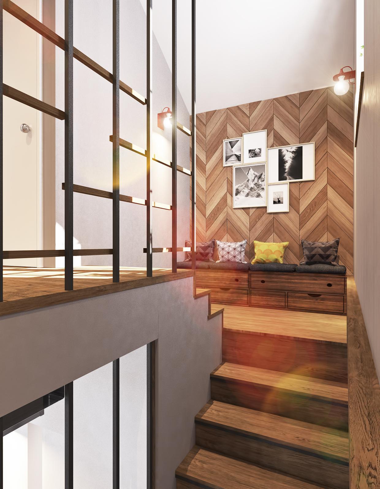 industrial decor for apartment design