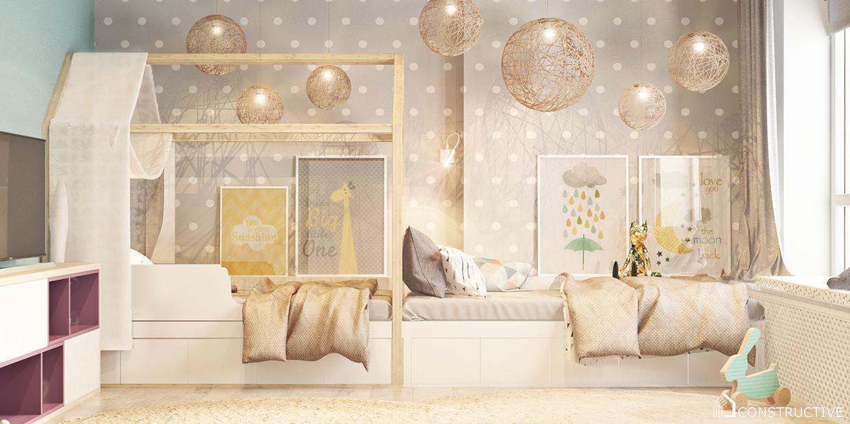 Adding The Decorative Plants For Minimalist Apartment Decorating