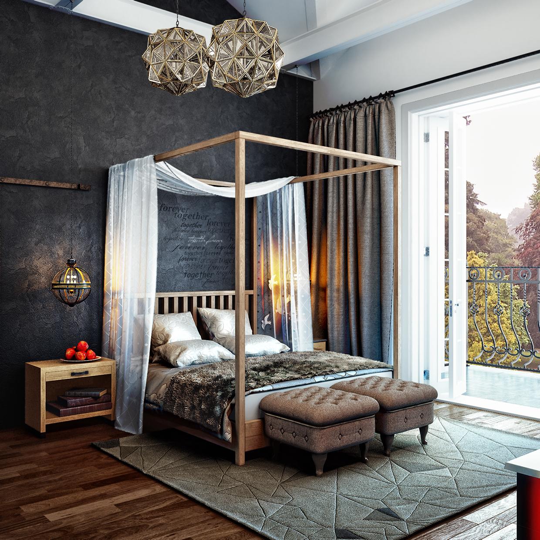 valance bedroom design