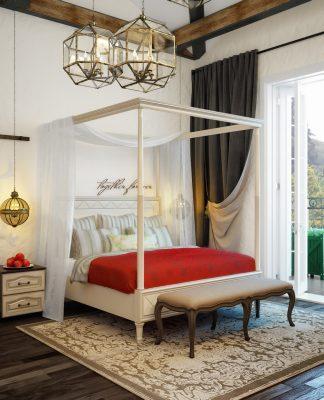 luxury bedroom design