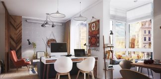 tiny apartment decorating design