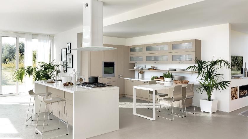 contemporary wooden kitchen design