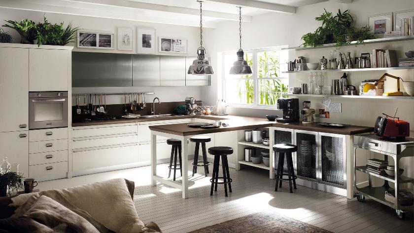 wooden kitchen decorating ideas