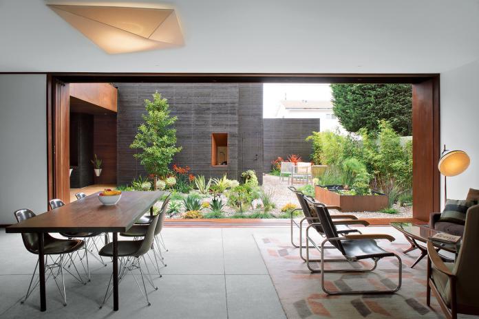 types of modern dining room