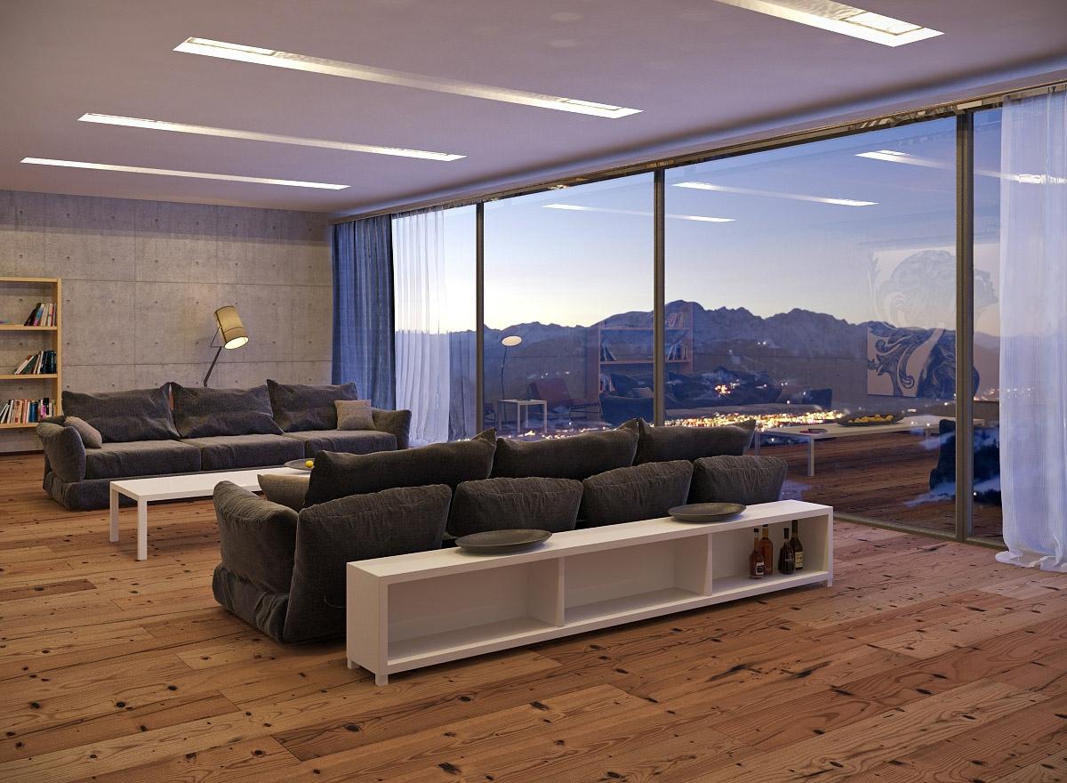 C.Ware Inc Stunning Modern Living Room Designs Part 45