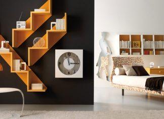 contemporary teen bedroom design