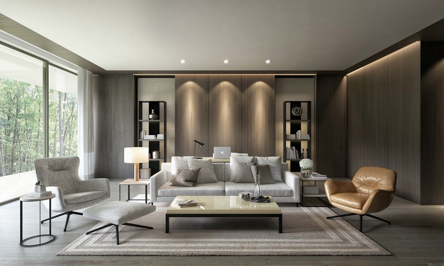 Decorating Living Room Design Ideas With An Eclectic Decor