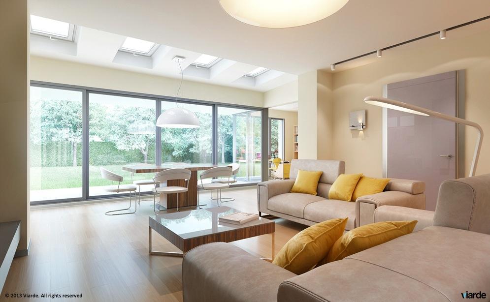 white living room decor inspiration