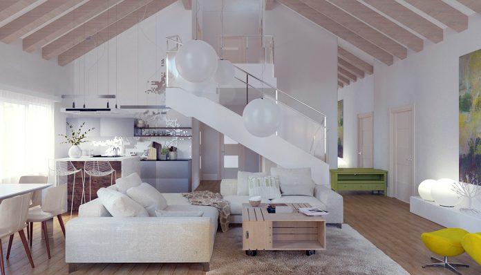 miimalis living room decorating idea