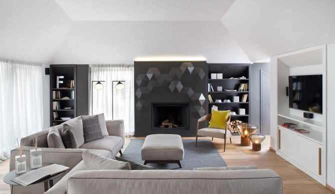 Inspiring contemporary apartment interior design ideas bring smart decorating and modern tips for you