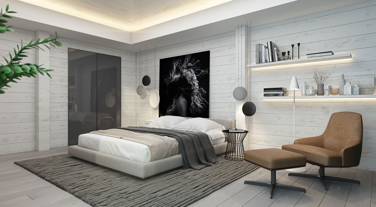 Beautiful and Awesome Bedroom