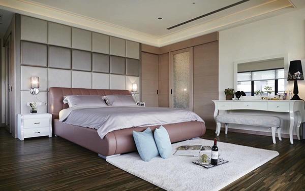 Japanese bedroom theme