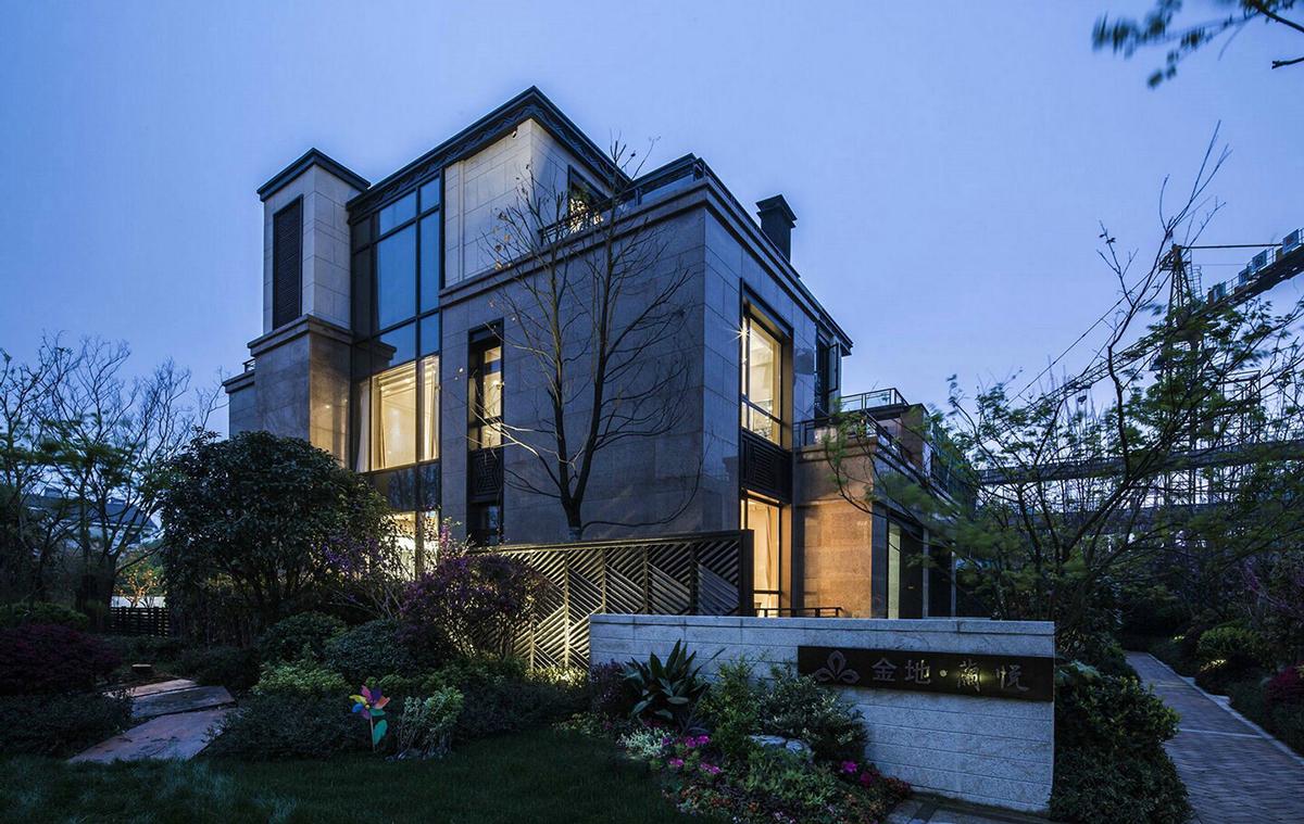 Beautiful exterior design