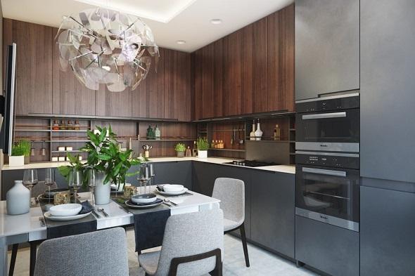 Gorgeous kitchen interior design