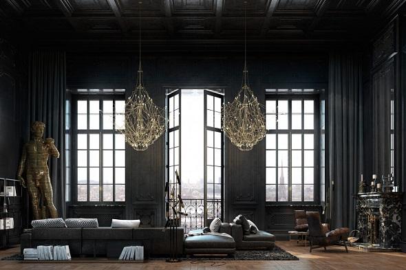 Living room decorating colour ideas