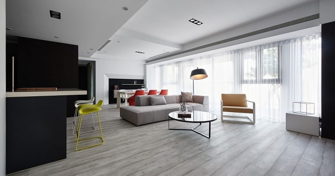minimalist apartment design - Minimalist Apartment Design