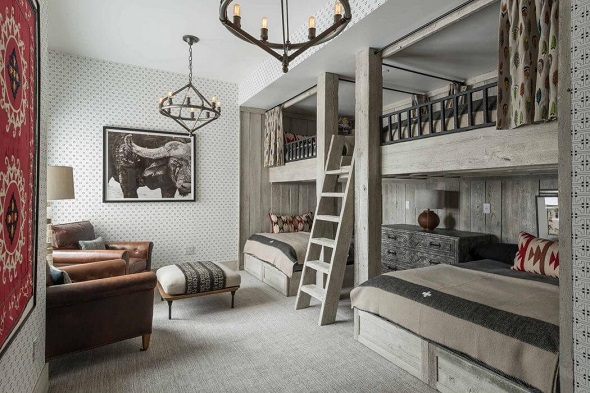Modern bedroom decoration ideas