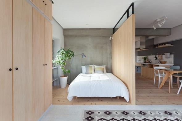 Modern bedroom style