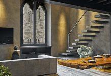 Modern interior design by Filippo Cei