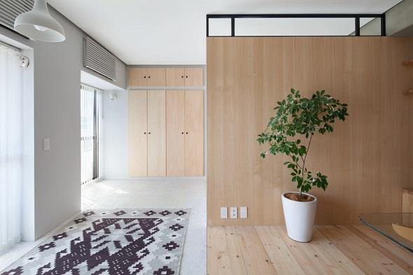 Modern interior design concept