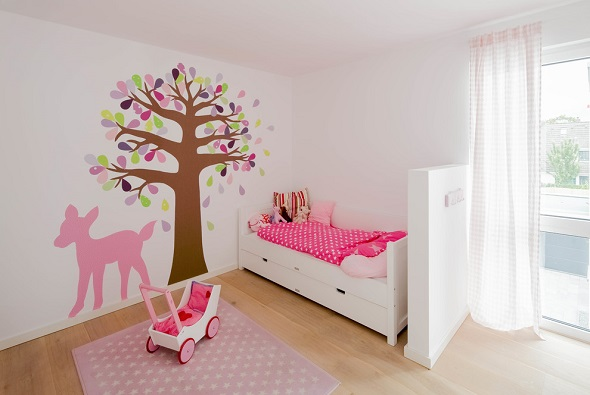 Modern kid bedroom ideas