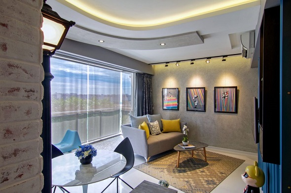 Modern Living Room 2016 applying modern living room decor with smart interior and colorful