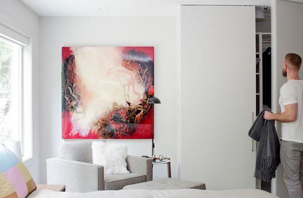 Modern minimalist style