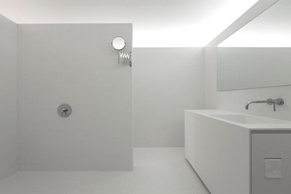 Simple interior design with creative decoration