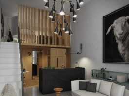 Small apartment decorating by Art Buro