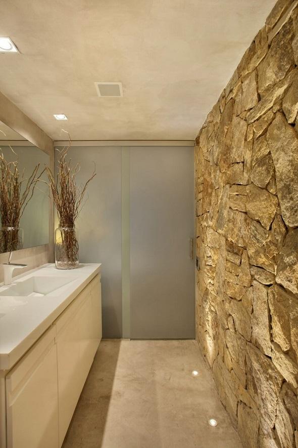 Small bathroom interior design