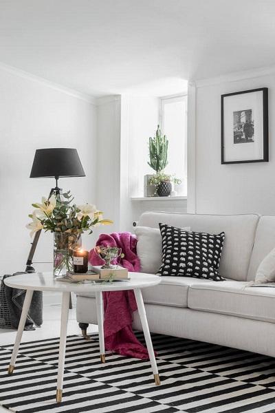 Small living room interior design