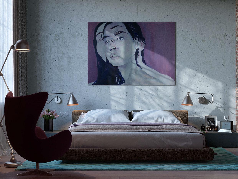 small apartment bedroom decor