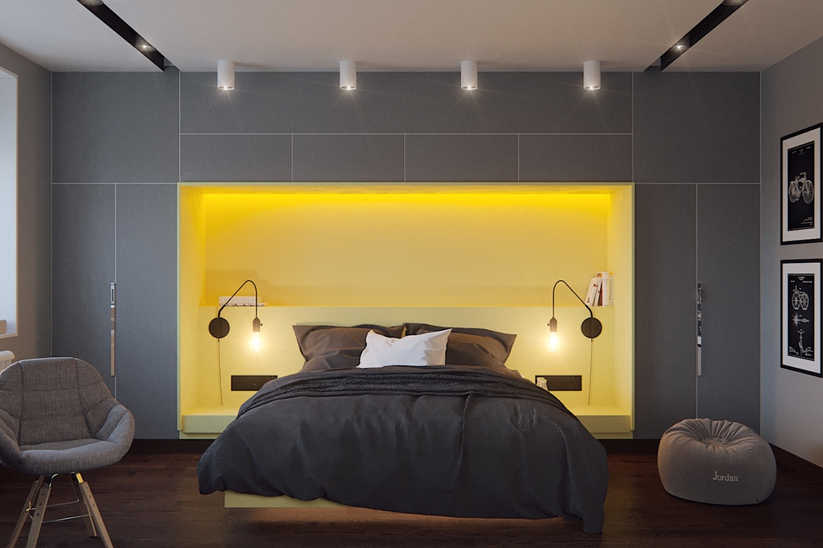 Small Bedroom Designs By Minimalist and Modest Decor Which Very ...