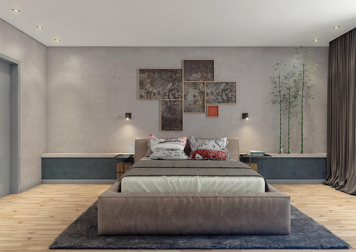 decorating bedroom with perfect decor