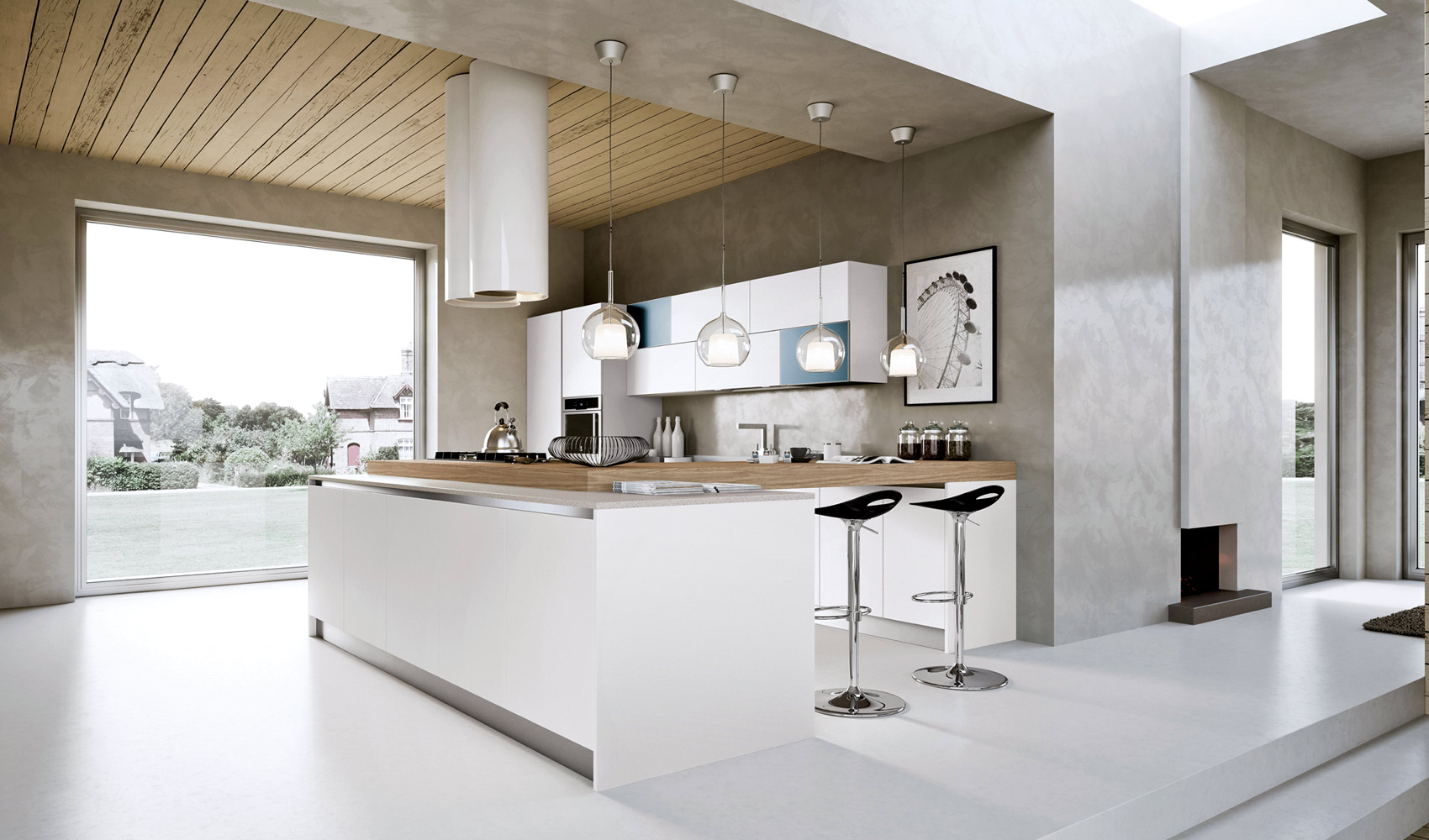 kitchen style design suitable to apply modern kitchen designs combined with 3209
