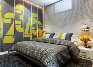 modern small bedroom design
