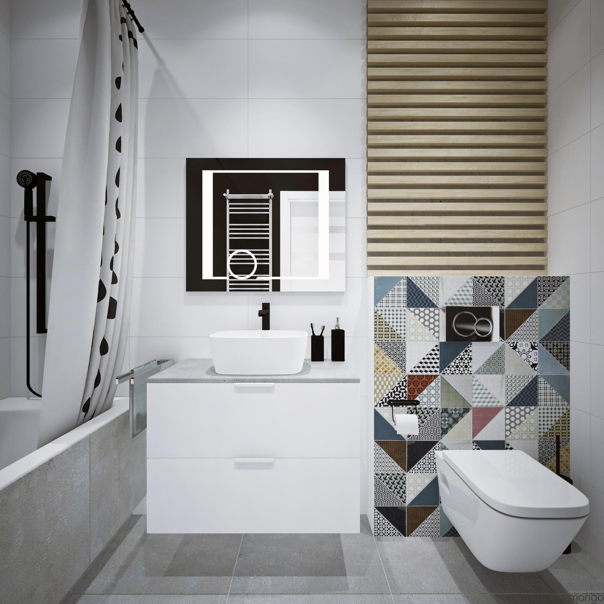 modern backsplash tile design