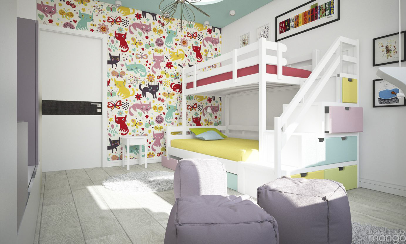 25 best kids room designs completed with a great for Best kids room