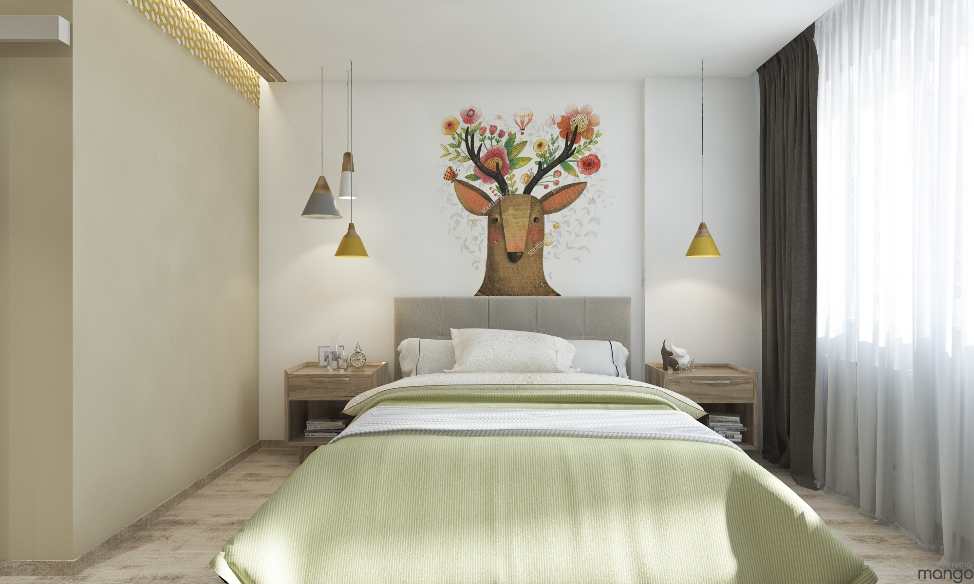 3 contemporary bedroom designs demonstrate a perfect and for Perfect bedroom design ideas