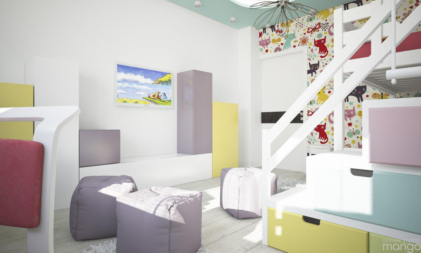 wall kids room decor