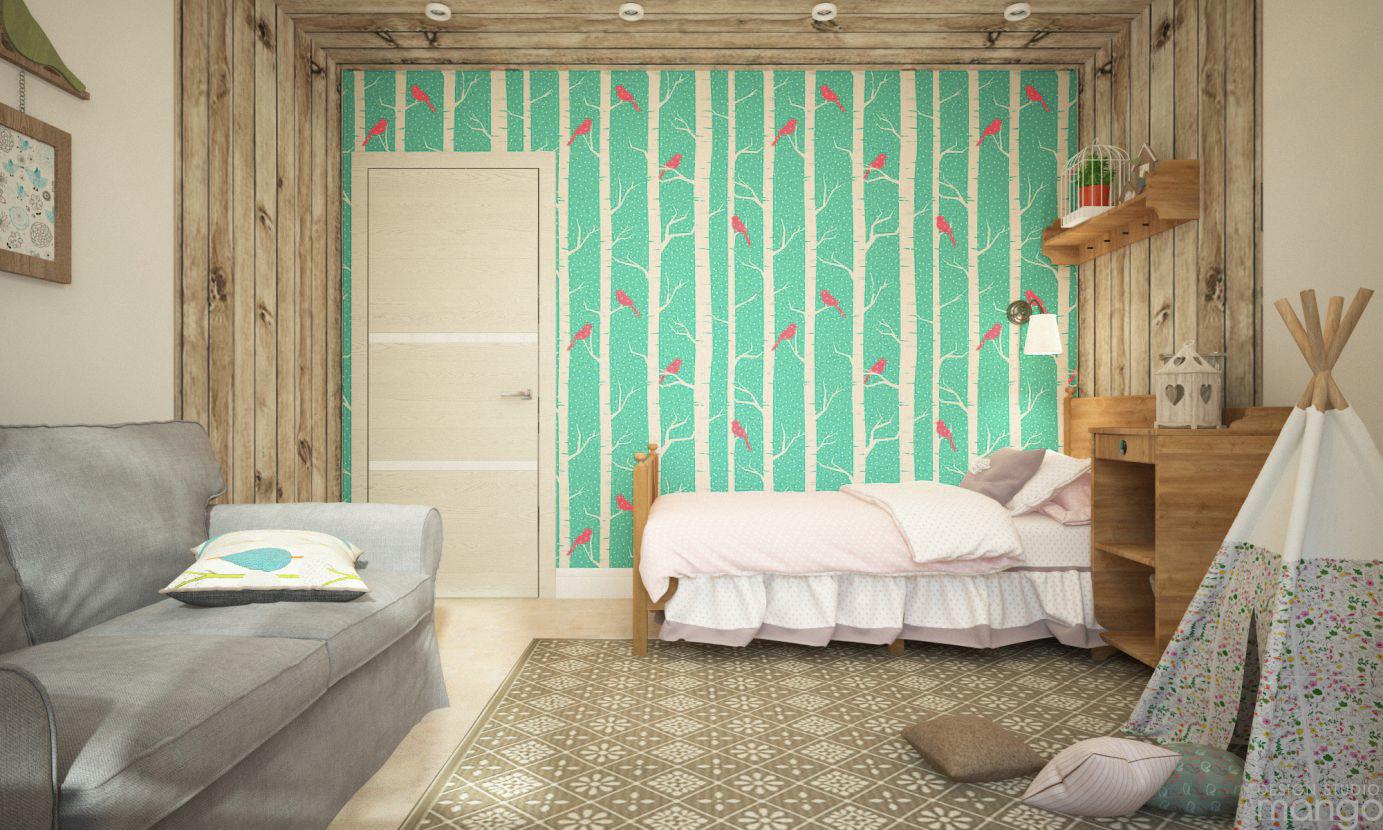 girls bedroom design