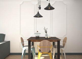 small dining room design