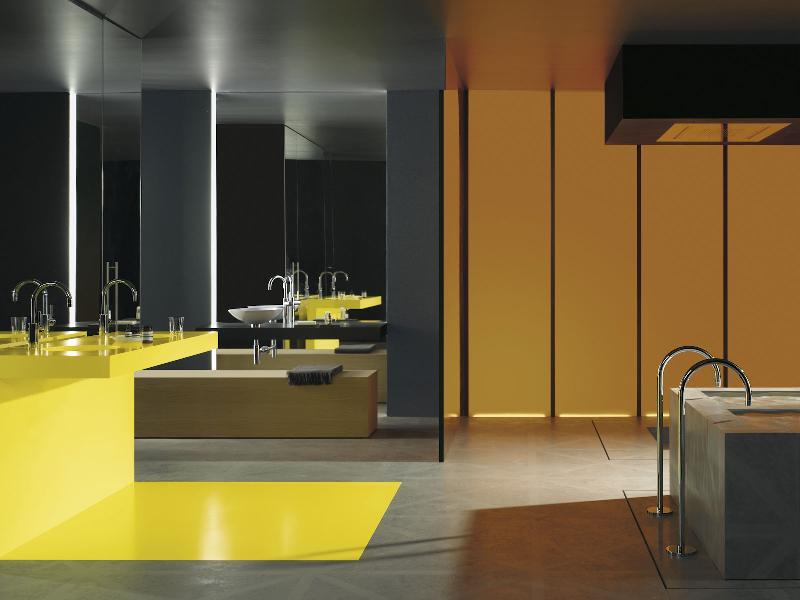 extraordinary concrete bathroom ideas | Extraordinary Bathroom Decorating Ideas With Perfect ...