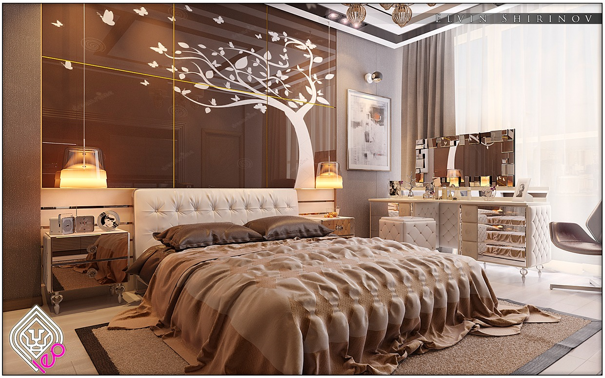 Luxury Bedroom Design Luxury Bedroom Design Ideas With A Awesome Wall Decoration Will